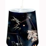 Star Wars Tapered Ceiling Light Shade