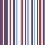 Super Stripe Blue and Red Wallpaper Arthouse 533602