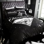 Billionaire Diamond Double Duvet Cover and Pillowcase Set