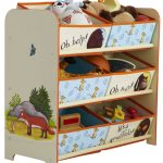 The Gruffalo 6 Bin Storage Unit