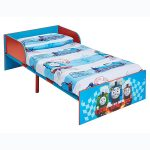 Thomas & Friends Toddler Bed plus Fully Sprung Mattress