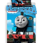Thomas & Friends Single Cotton Duvet Cover and Pillowcase Set