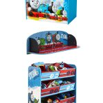 Thomas & Friends Bedroom Furniture Storage Set