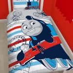 Thomas the Tank Engine Adventure Single Panel Duvet Cover Set