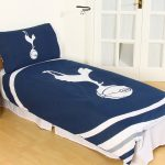 Tottenham Hotspur FC Pulse Single Duvet Cover Set