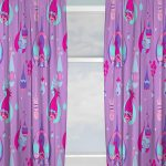 Trolls Curtains