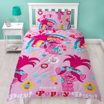 Trolls Dreams Single Duvet Cover Set – Rotary Design