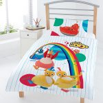 Twirlywoos Junior Toddler Duvet Cover & Pillowcase Set