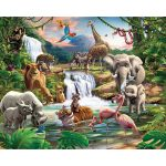 Walltastic Jungle Adventure Wall Mural 2.44m x 3.05m