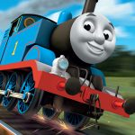 Walltastic Thomas & Friends Wall Mural 2.44m x 2.03m